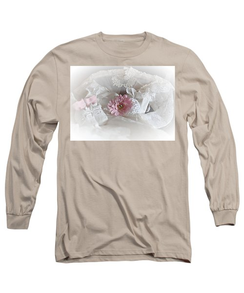 Long Sleeve T-Shirt featuring the photograph Our Little Girl Is All Grown Up by Sherry Hallemeier