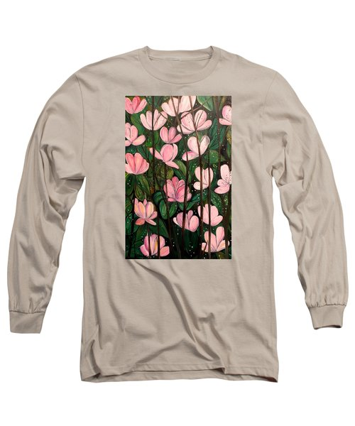 Out In Open Long Sleeve T-Shirt