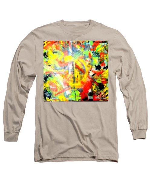 Out Of Order Long Sleeve T-Shirt