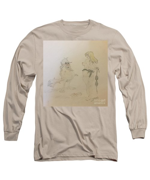 Out Of Your League  Long Sleeve T-Shirt