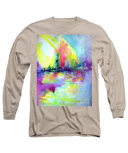 Over The Rainbow Long Sleeve T-Shirt