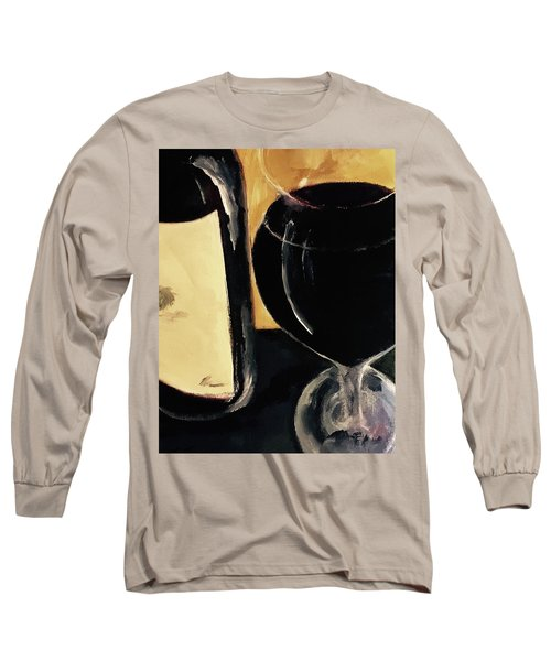 Over The Top Long Sleeve T-Shirt by Lisa Kaiser