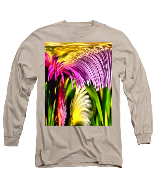 Long Sleeve T-Shirt featuring the photograph Overflow by Bob Wall