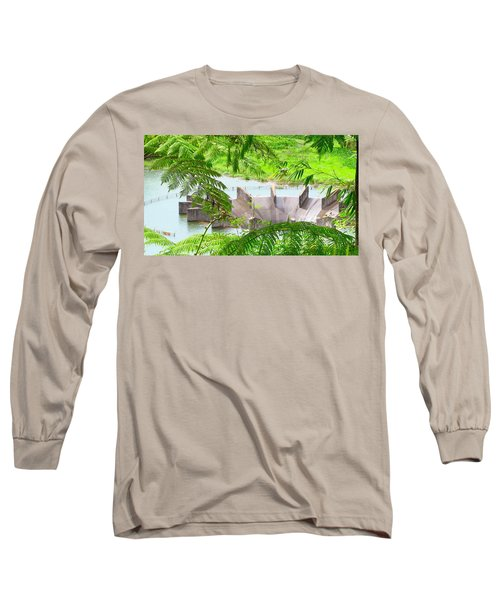 Overflow Release Long Sleeve T-Shirt