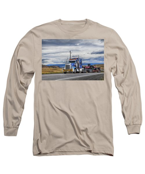 Oversize Load Long Sleeve T-Shirt