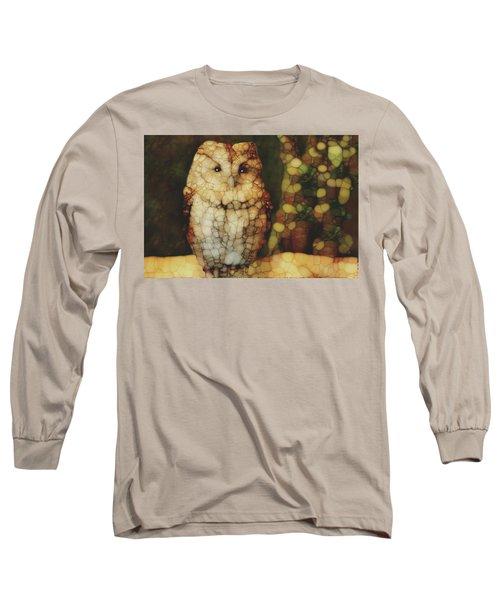 Owl 5 Long Sleeve T-Shirt