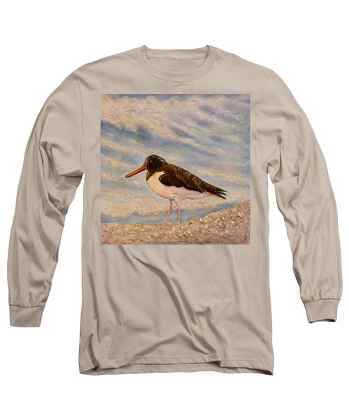 Oyster Catcher Long Sleeve T-Shirt