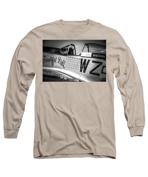 P-51 Mustang - Series 1 Long Sleeve T-Shirt