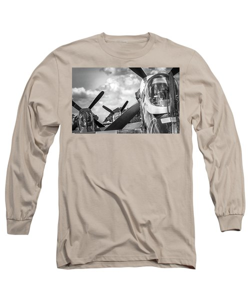 P-51 Mustang - Series 4 Long Sleeve T-Shirt