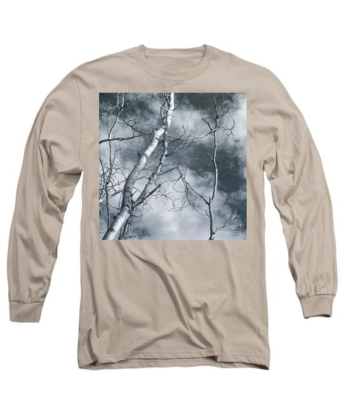Land Shapes 36 Long Sleeve T-Shirt