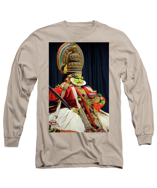 Long Sleeve T-Shirt featuring the photograph Pacha Vesham by Marion Galt