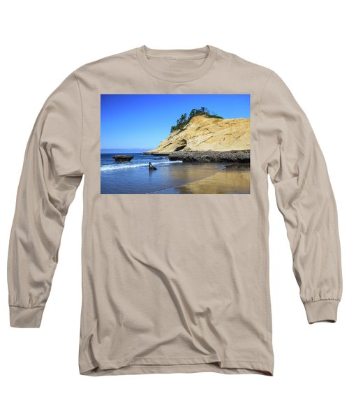 Pacific Morning Long Sleeve T-Shirt