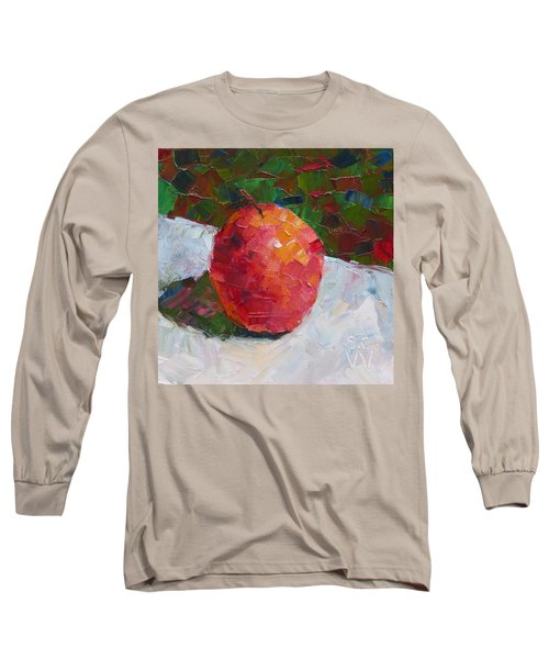 Pacific Rose Bold Long Sleeve T-Shirt
