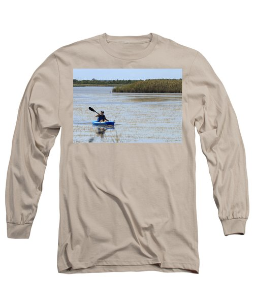 Paddle Away Long Sleeve T-Shirt