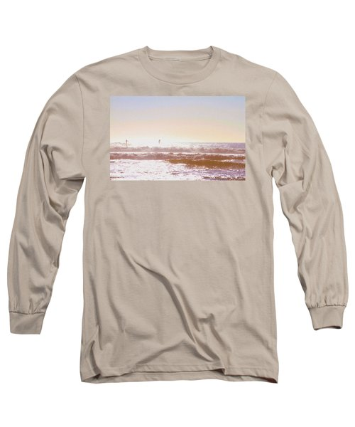 Paddleboarders Long Sleeve T-Shirt