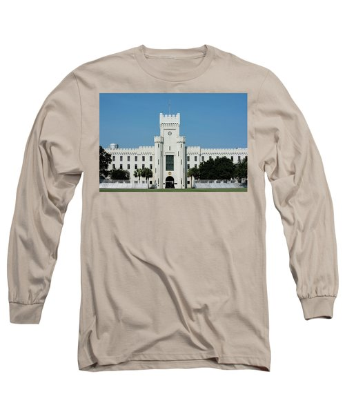 Padgett-thomas Barracks Long Sleeve T-Shirt