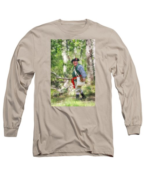 Page 14a Long Sleeve T-Shirt