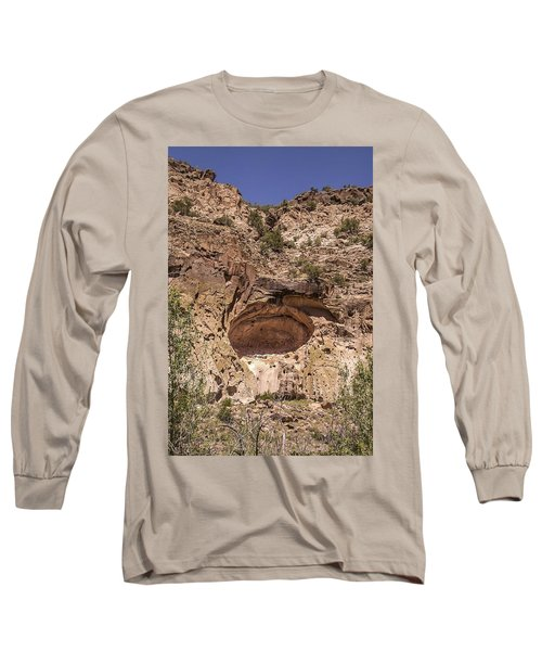 Painted Cave Ancient Art Long Sleeve T-Shirt