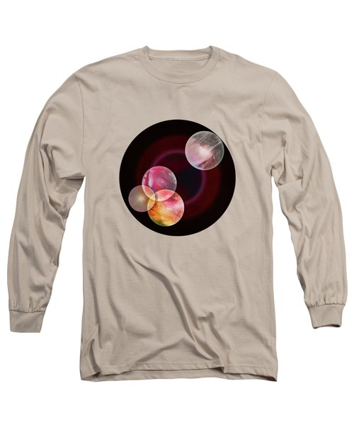 Painter's Universe Long Sleeve T-Shirt by AugenWerk Susann Serfezi