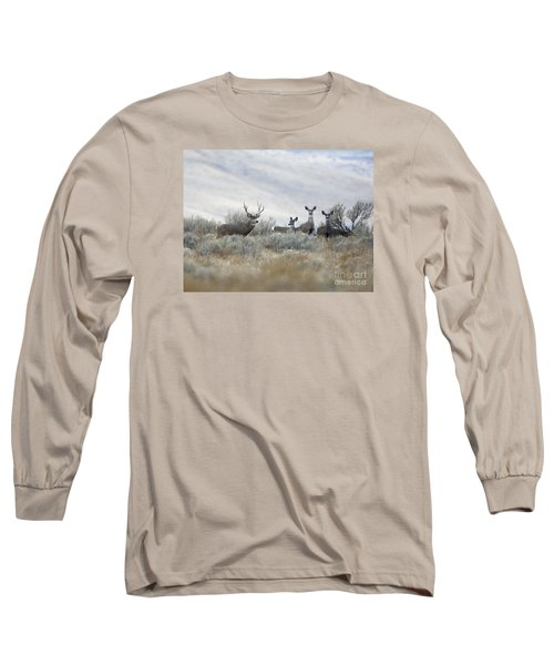 Painting Long Sleeve T-Shirt