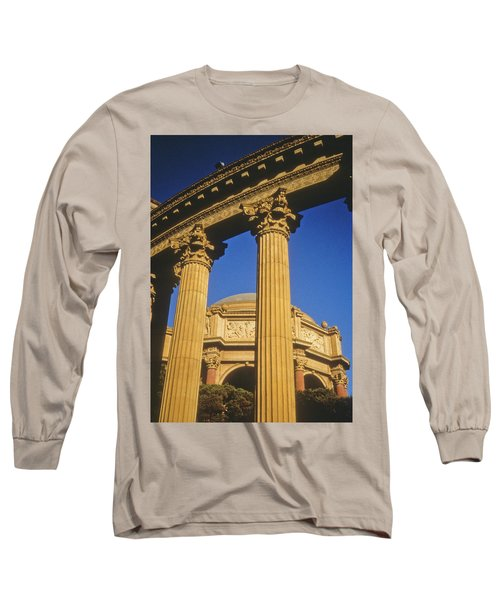 Palace Of Fine Arts, San Francisco Long Sleeve T-Shirt