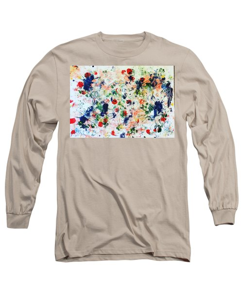 Palm Springs No 1 Long Sleeve T-Shirt