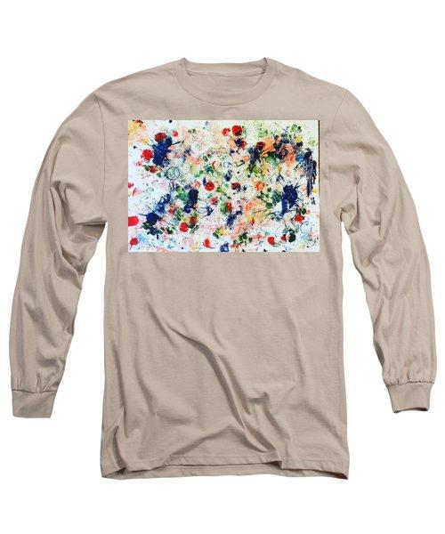 Palm Springs No 1 Long Sleeve T-Shirt