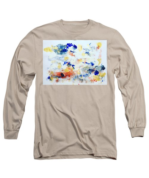 Palm Springs No 2 Long Sleeve T-Shirt