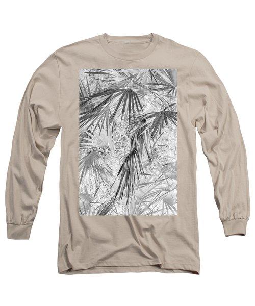 Palmettos Negatives Long Sleeve T-Shirt