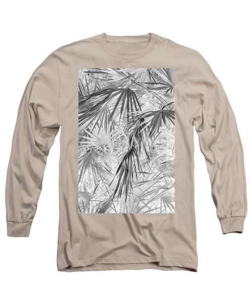 Palmettos Negatives Long Sleeve T-Shirt