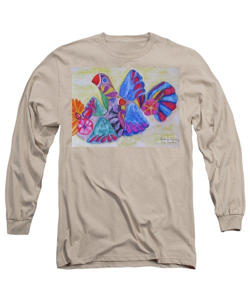 Palomas - Gifted Long Sleeve T-Shirt