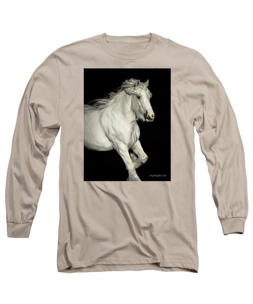 Palomino Portrait Long Sleeve T-Shirt
