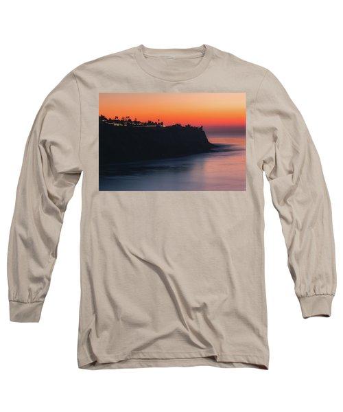 Palos Verdes Coast After Sunset Long Sleeve T-Shirt