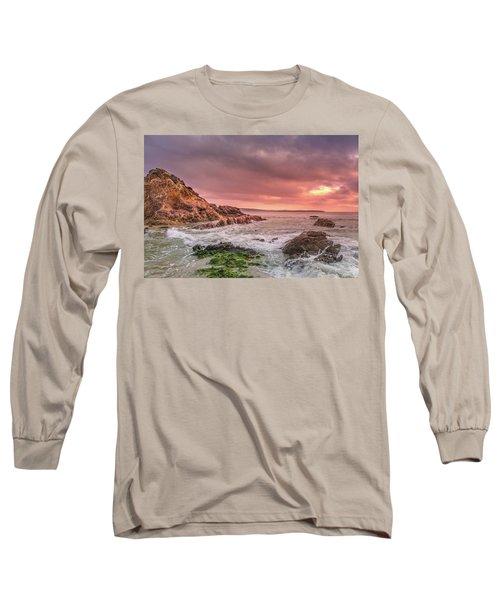 Pambula Rocks Long Sleeve T-Shirt
