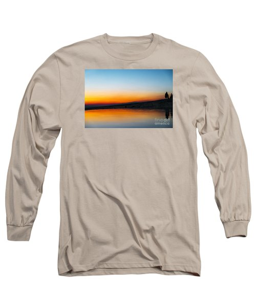Pammukale Long Sleeve T-Shirt by Yuri Santin