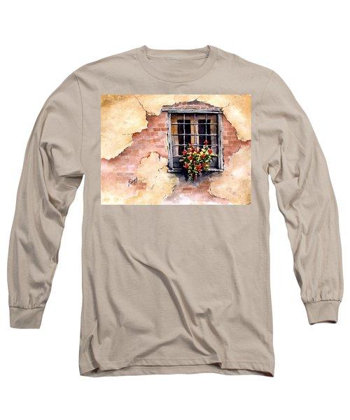 Pampa Window Long Sleeve T-Shirt