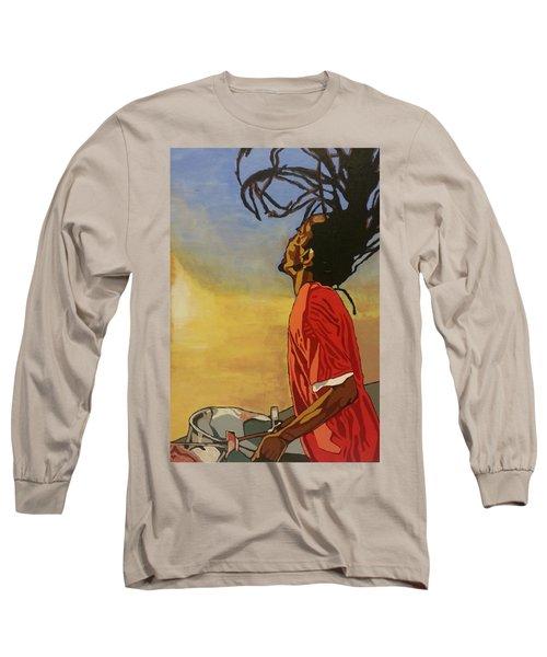 Pan Rising Long Sleeve T-Shirt