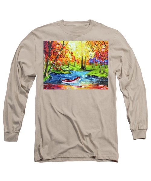 Panga Long Sleeve T-Shirt