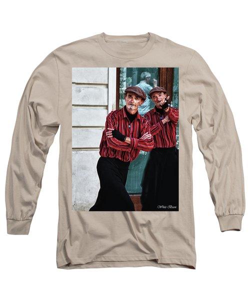 Pantomine Long Sleeve T-Shirt