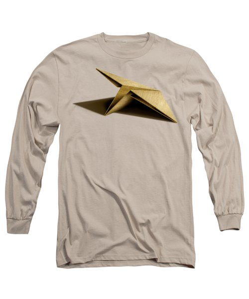 Paper Airplanes Of Wood 7 Long Sleeve T-Shirt