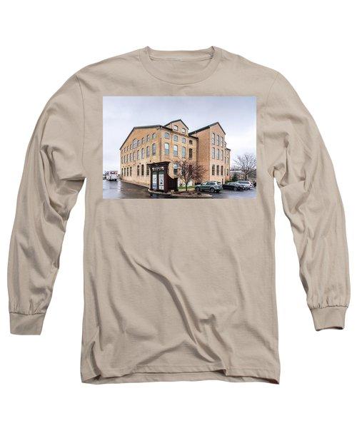 Paper Discovery Center Long Sleeve T-Shirt by Randy Scherkenbach