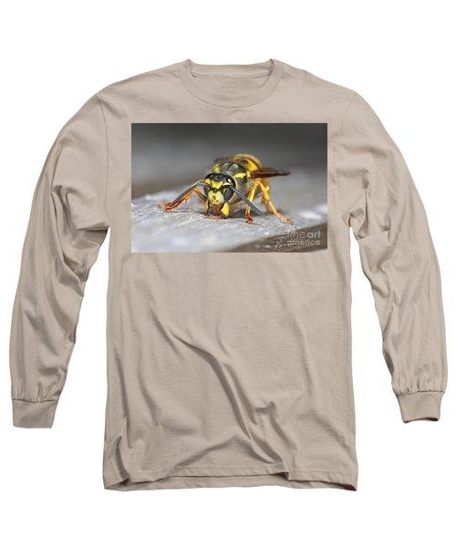 Paper Maker Long Sleeve T-Shirt