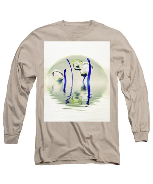 Paperweight No. 12-1 Long Sleeve T-Shirt