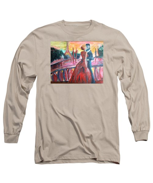 Paris Lovers Long Sleeve T-Shirt