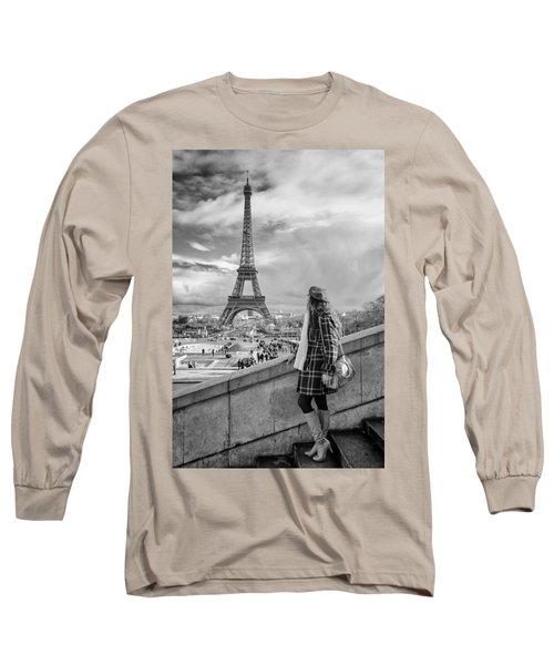 Parisien 2 Long Sleeve T-Shirt