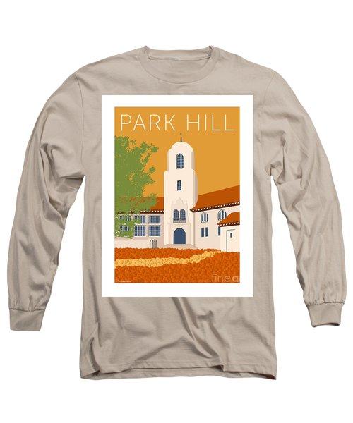 Park Hill Gold Long Sleeve T-Shirt