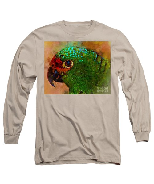 Parrote Long Sleeve T-Shirt