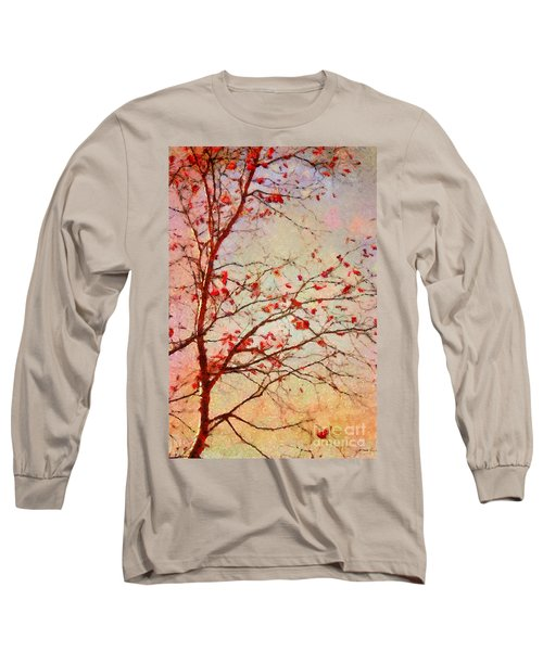Parsi-parla - D04c03t01 Long Sleeve T-Shirt by Variance Collections