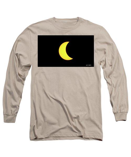 Partial Eclipse 3 Long Sleeve T-Shirt