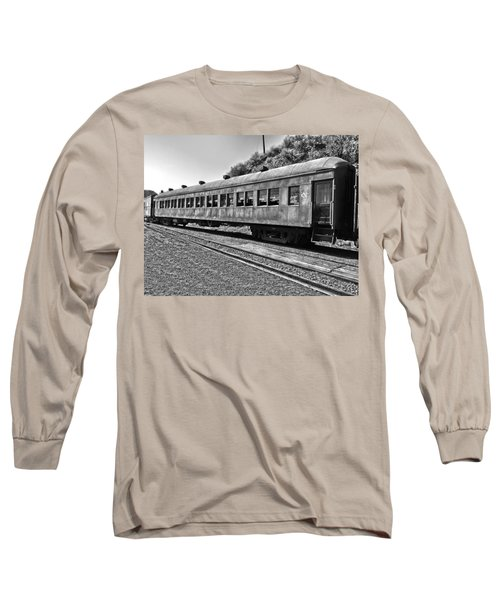 Passenger Ready Long Sleeve T-Shirt